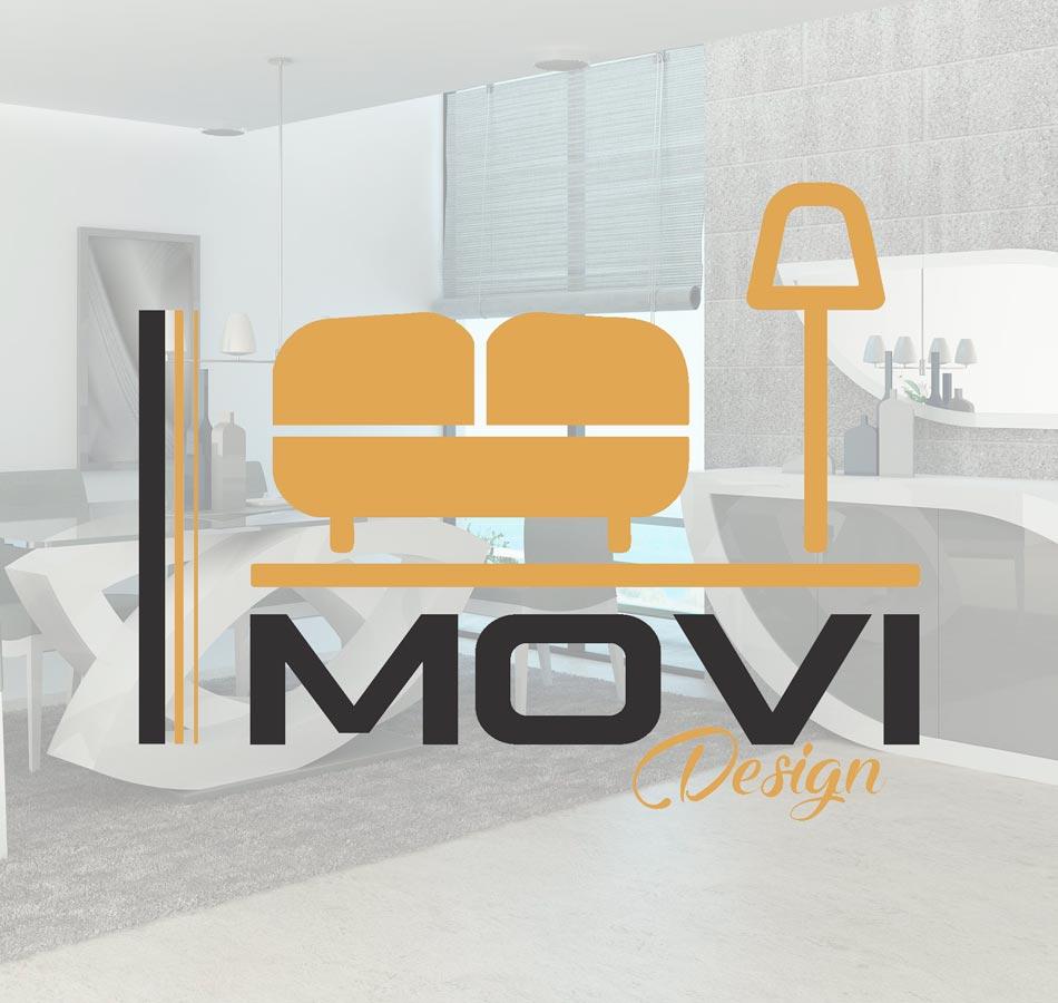 c7d9415f4 Criação de Logo para empresa de Design de moveis - Design Website ...