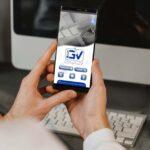 Criação de cartão digital para empresa de projetos de ar condicionado