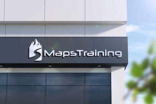 Criação de logo para empresa de Treinamento empresarial