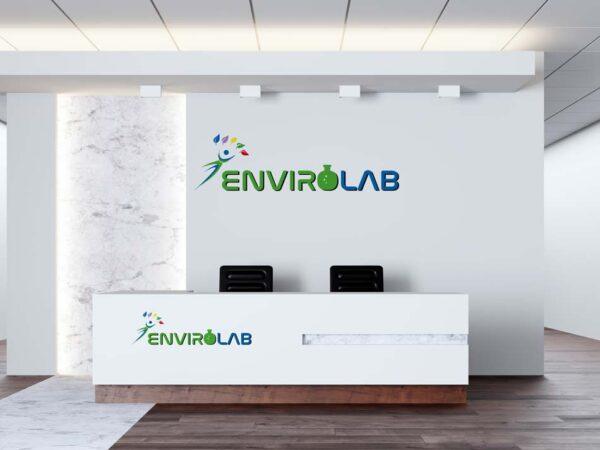 Criação de logomarca para empresa de Produtos e equipamentos analíticos