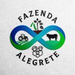 Criação de logotipo para fazenda