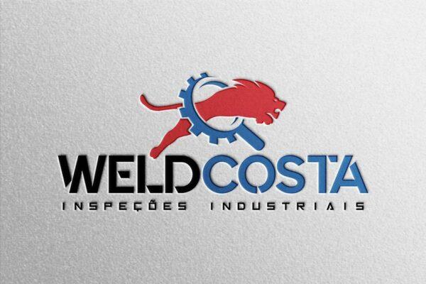 Criação de logotipo para Industria