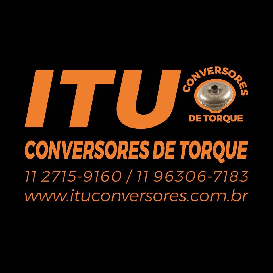 Vetorização de logotipo para empresa de conversores de torque